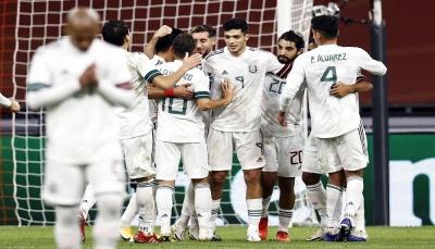المكسيك تهزم هولندا في الظهور الأول لمدربها وتركيا تفرض التعادل على المانيا