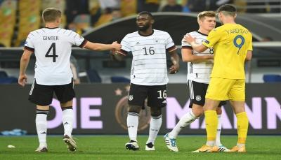 ألمانيا تفك عقدتها الأوروبية وتقتنص انتصاراً صعباً من أوكرانيا