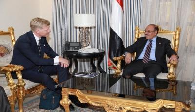 نائب الرئيس: مليشيات الحوثي لا تحترم العهود والمواثيق