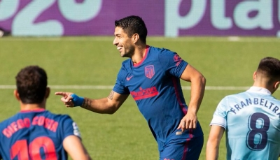 أتلتيكو مدريد يعود لدرب الانتصارات وغرناطة يهزم إشبيلية ويقتنص الوصافة