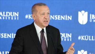 أردوغان: أهمية قيم ابن خلدون تظهر جليا في الحياة اليومية