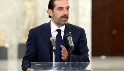 """""""سعد الحريري"""" يعود لرئاسة الحكومة اللبنانية بعد عام من الاحتجاجاتالشعبية"""
