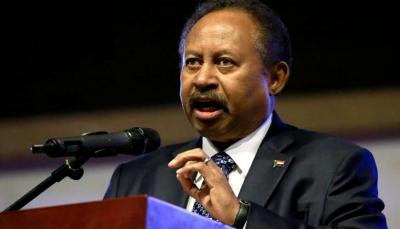 """رئيس الوزراء السوداني """"حمدوك"""" مستعد لعلاقات مع إسرائيل إذا وافق البرلمان"""