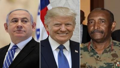 """السودان يلتحق بقطار التطبيع مع إسرائيل وعباس يقول """"لا يحق لأحد التحدث باسم فلسطين"""""""