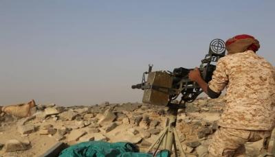 """صنعاء: الجيش يكسر هجوما للحوثيين ويسقط طائرتين مُسيرتين في """"نهم"""""""