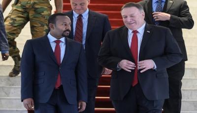 """تحريض على الحرب.. إثيوبيا تستدعي سفير أمريكا عقب تصريح ترامب حول""""تفجير النهضة"""""""