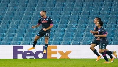 نابولي يستعيد توازنه ويهزم ريال سوسييدادوروما يسقط في فخ التعادل