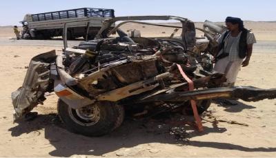 حضرموت:  760 حالة وفاة وإصابة جراء حوادث السير استقبلها مستشفى سيئون خلال 9 أشهر