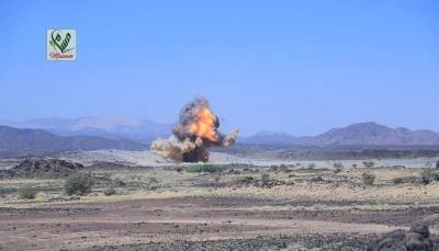 مسام: إتلاف أكثر من 18 ألف لغم وقذيفة في محافظة مأرب