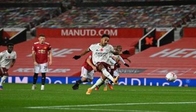 أرسنال يفرض الفوز على مانشستر يونايتد في عقر داره