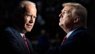 بوادر أزمة في أميركا.. ترامب يعلن الفوزوبايدنواثق بالنصر وترقب نتائج 7 ولايات مهمة