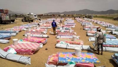 الهجرة الدولية: تقديم أكثر من 6500 مأوى للنازحين بمأرب خلال العام الجاري