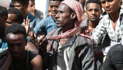 """""""اللاجئون الأفارقة في اليمن"""".. عنصرية وتجنيد حوثي قسري"""