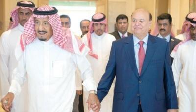 الملك سلمان: مستمرون في دعم اليمن حتى استعادة سيادته واستقلاله عبر سلطته الشرعية