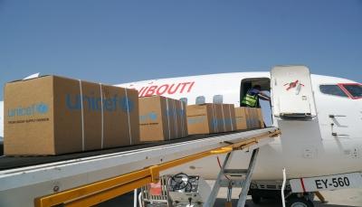 لمواجهة كورونا.. الأمم المتحدة تقدم 33 طنًا من المساعدات الطبية إلى عدن