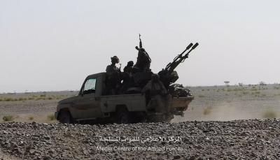 الجوف: الجيش يعلن إحباط محاولة تسلل لمليشيات الحوثي شرقي مدينة الحزم