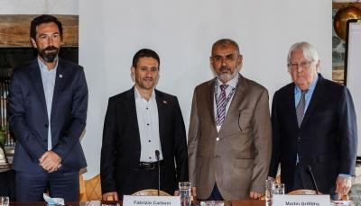 في عمّان.. جولة مفاوضات جديدة بين الشرعية والحوثيين لبحث ملف الأسرى