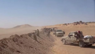 مقتل وإصابة العشرات من الحوثيين في معارك مع الجيش شمالي الجوف