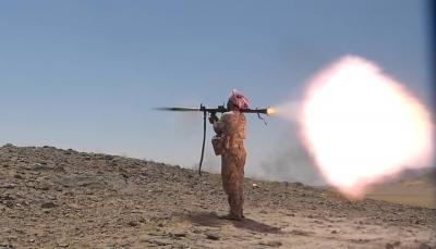 """مأرب: الجيش يعلن عن خسائر فادحة تلقتها ميلشيات الحوثي في """"صرواح"""""""