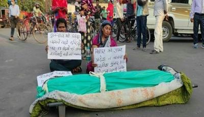 لرفضها الزواج منه.. هندوسي يقتل فتاة مسلمة حرقاً