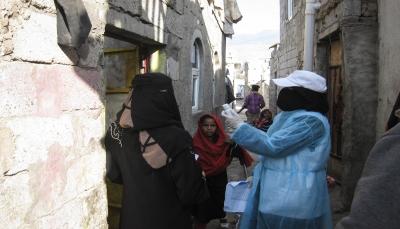 """بسبب ظروف المعيشة.. أطباء بلا حدود: """"الجرب"""" ينتشر في مخيمات النازحين باليمن"""