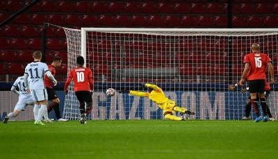 تشيلسي وإشبيلية يتأهلان إلى ثمن نهائي دوري أبطال أوروبا