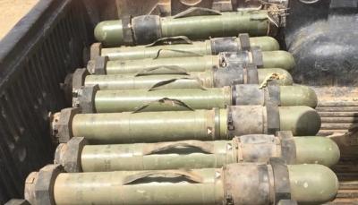 الإمارات تعزز مليشيات الانتقالي في أبين بدفعة جديدة من الصواريخ الحرارية