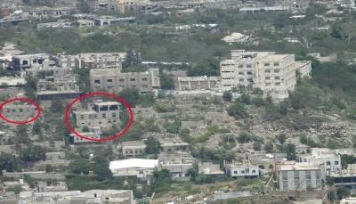 تعز: مليشيات الحوثي تفجّر منزلين لمدنيين شرق المدينة