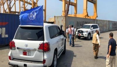 البعثة الأممية تدعو لضبط النفس ووقف التصعيد العسكري في الحديدة