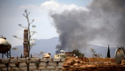 مقاتلات التحالف العربي تعاود استهداف مواقع ميليشيا الحوثي في صنعاء