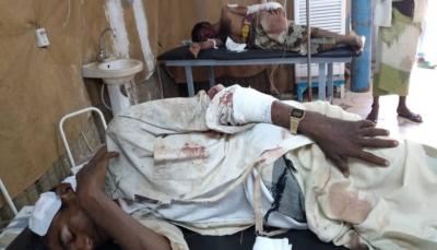 الحديدة: إصابة مدنيين بانفجار لغم والمليشيات تجدد قصف قرى سكنية بالتحيتا