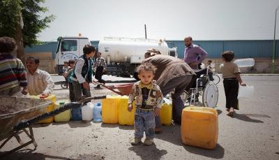 الحكومة تدعو الأمم المتحدة لتقديم مزيد من الدعم لمواجهة الأزمة الإنسانية