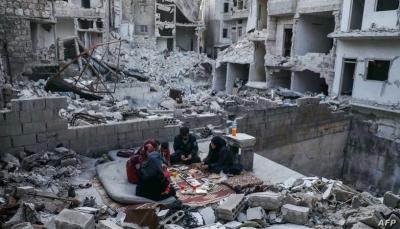 المرصد السوري: 387 ألف قتيل منذاندلاعالصراع في سوريا قبل تسع سنوات