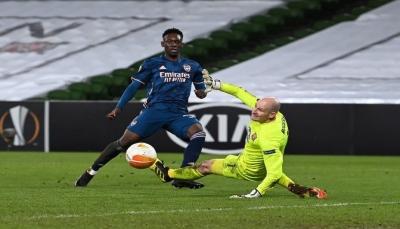 الدوري الأوروبي: نابولي وريال سوسييداد يعبران بنجاح وأرسنال بالعلامة الكاملة