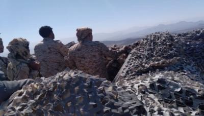 من جبل هيلان بمأرب.. قائد عسكري: معركتنا مستمرة حتى القضاء على ميليشيات الحوثي