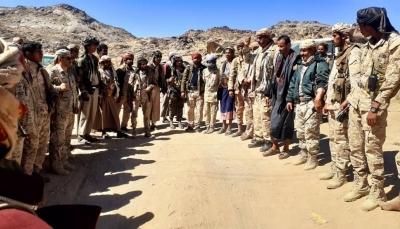 قائد عسكري: جبال مراد تحولت إلى محارق ومقابر جماعية للحوثيين