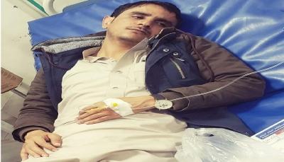 """مأرب: تدهور صحة الصحفي المحرر من سجون الحوثيين """"هشام اليوسفي"""""""