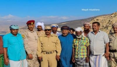 مليشيا الانتقالي تستحدث موقعاً عسكرياً جديداً في سقطرى