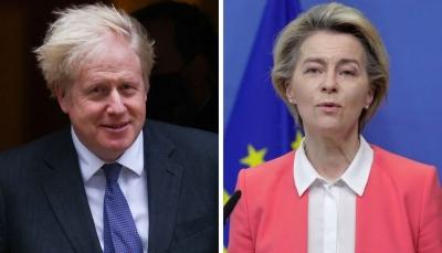 بريطانيا تعلن التوصل لاتفاق مع الاتحاد الأوروبي لتنظيم التجارة فيما بعدالبريكست