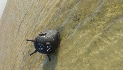 الجيش: العثور على 6 ألغام بحرية زرعها الحوثيون في البحر الأحمر