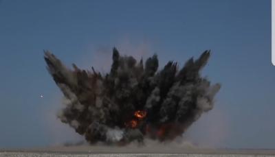 الحديدة.. إتلاف نحو  أربعة أطنان من الألغام والعبوات الحوثية في ساحل الدريهمي