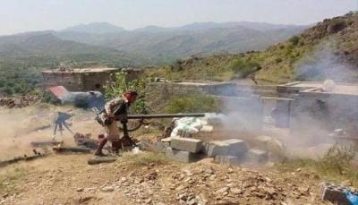 الجيش: اندلاع مواجهات مع الحوثيين غربي تعز