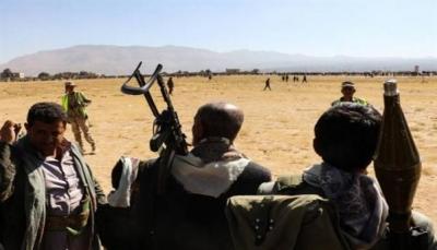 """بعد محاولة إختطاف عريسين.. إندلاع اشتباكات بين الحوثيين والقبائل في """"عمران"""""""