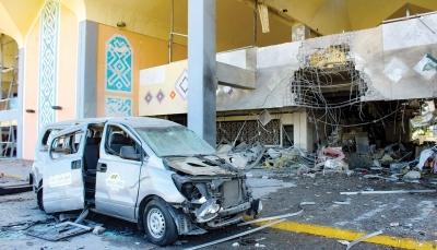 الحكومة: نسعى لإعادة فتح مطار عدن في أسرع وقت