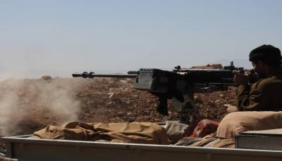 """مأرب: قتلى وجرحى من الحوثيين وتدمير آليات عسكرية في جبهة """"جبل مراد"""""""
