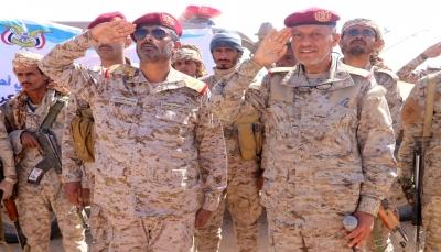 رئيس الأركان: 2021 سيكون عام الانتصارات والخلاص من العصابة الحوثية إلى الأبد