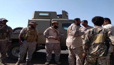 انفجارات جديدة بالقرب من مواقع القوات الحكومية والسعودية شرقي أبين