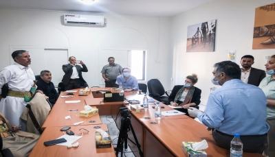"""البعثة الأممية بالحديدة تطالب الحوثيين بحق الوصول إلى مناطق""""المواجهات"""""""