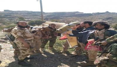 الضالع: قوات الجيش تسقط مسيّرة حوثية في سماء مريس