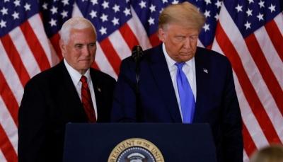 الديموقراطيون يمنحون مايك بنس نائب الرئيس مهلة أخيرة لعزل ترامب